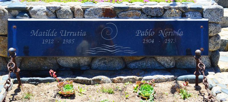 Grab Pablo Nerudas