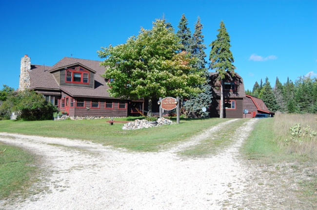 Insel Haus