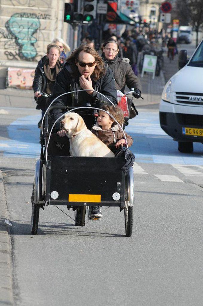 Radfahren in Dänemark