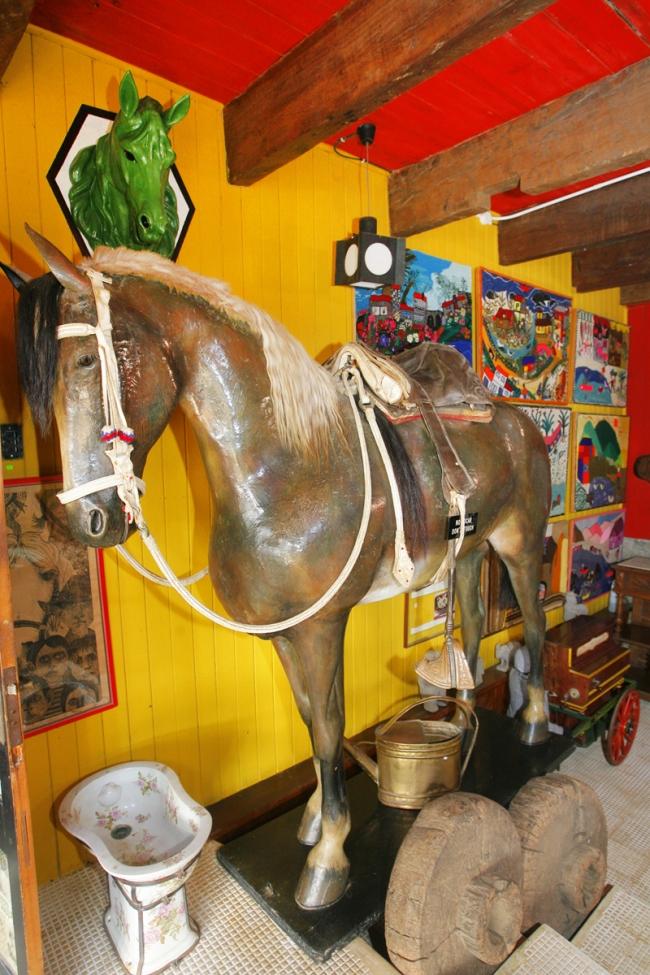 Pferdestall Isla Negra