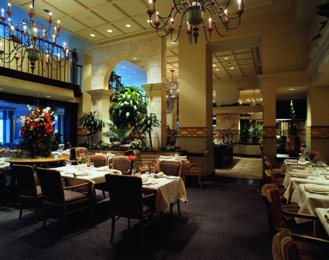 Restaurant Fairmont Hotel