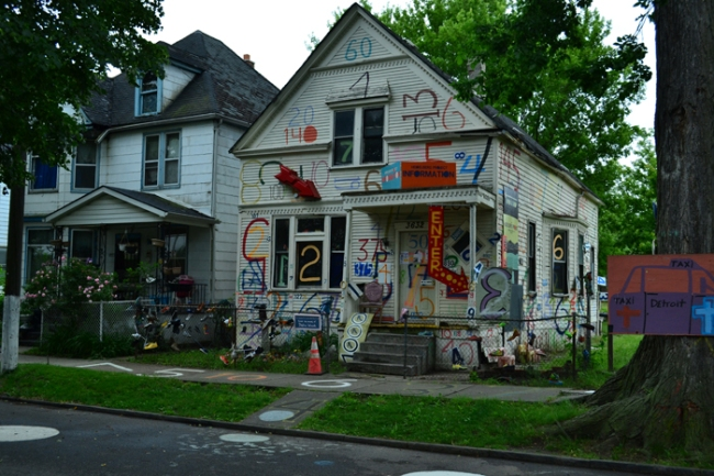 The Heidelberg Project Detroit