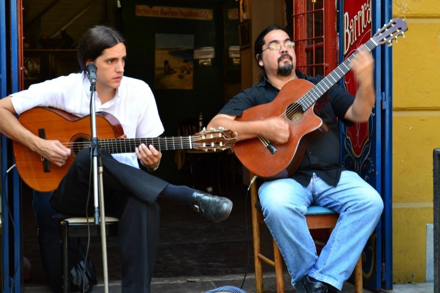 Tangomusiker