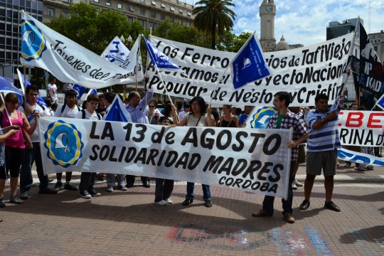 Plaza de Mayo Demonstration