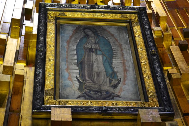 Heilige Jungfrau von Guadalupe