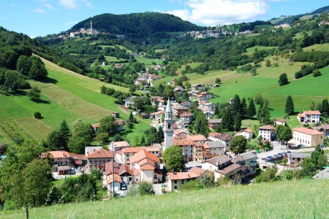 Santa Caterina di Lusiana