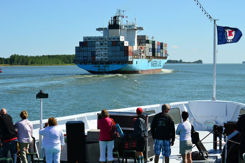 River Cruise Québec