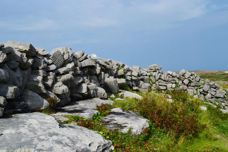 Die steinerne Welt vonInishmore