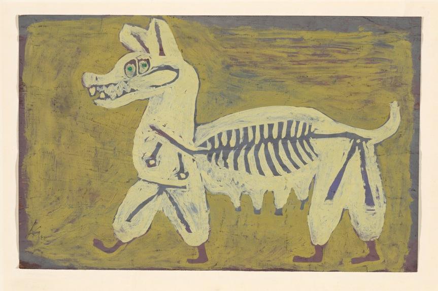 Paul Klee: Muttertier 1937