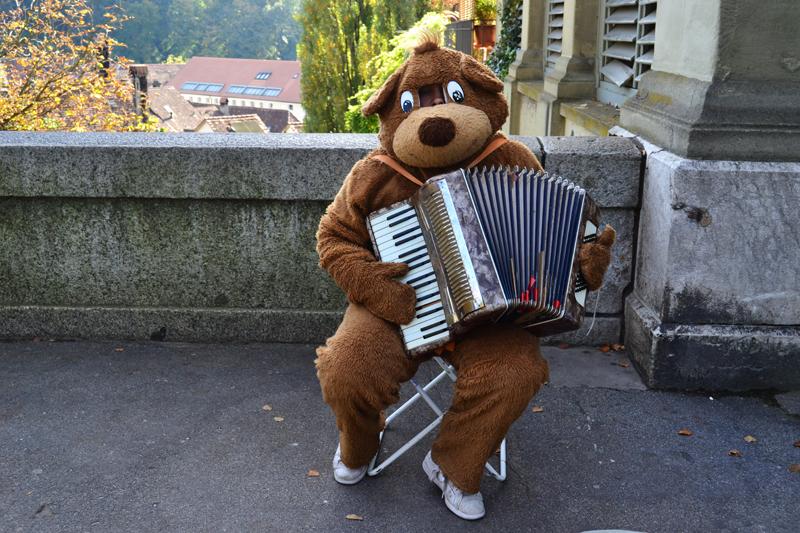 Wochenende in Bern – Entschleunigunggarantiert!