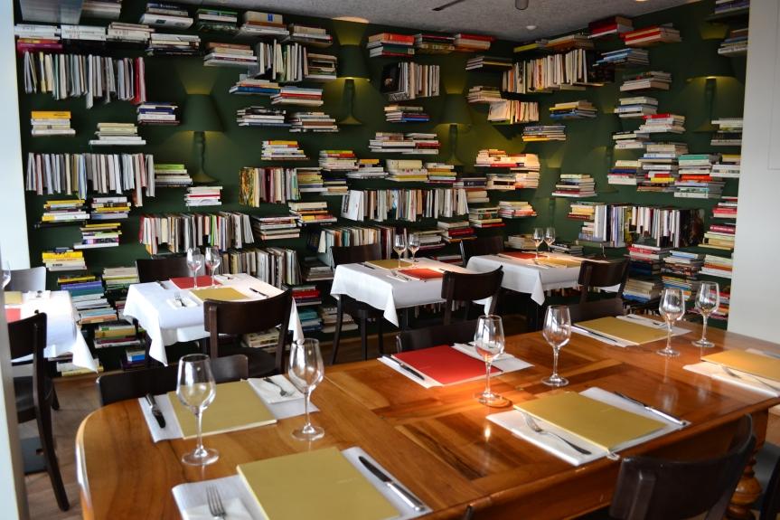 Hiltl-Bibliothek