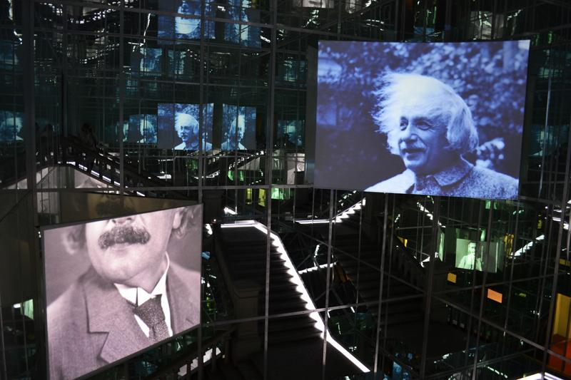 Einstein-Museum am Helvetiaplatz