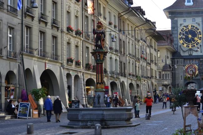 Zähringerbrunnen
