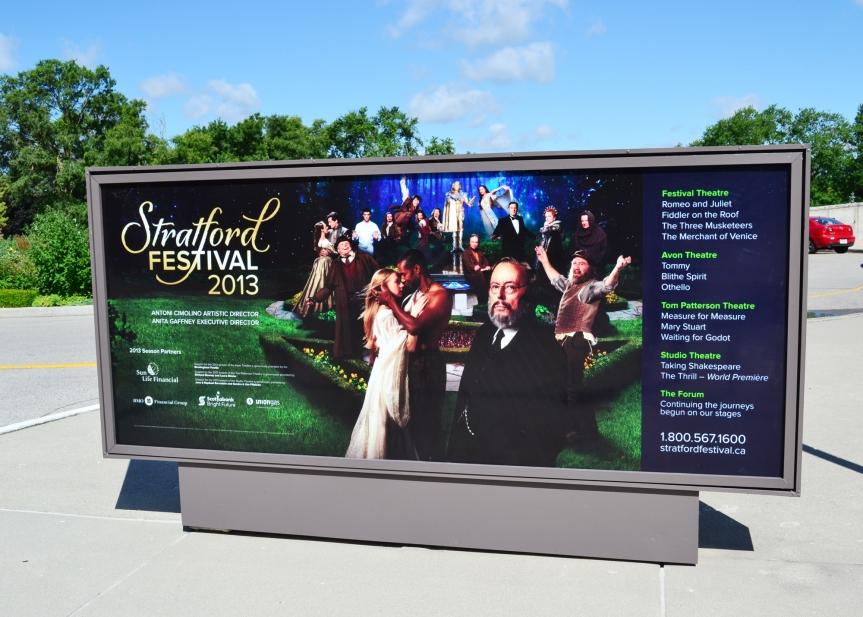 Stratford: Wo Shakespeare und Bieber zuhausesind