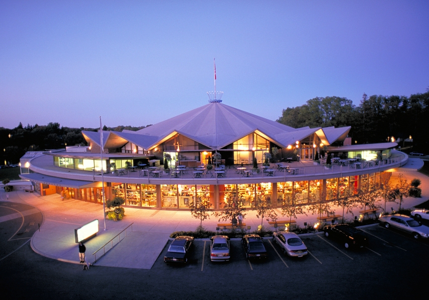 Festival-Theater (Copyright Stratford Festival).