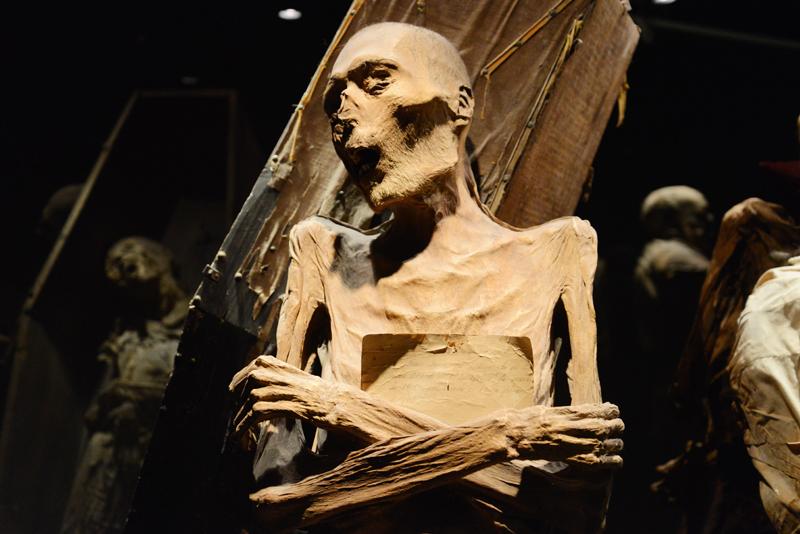 Die Mumien vonGuanajuato