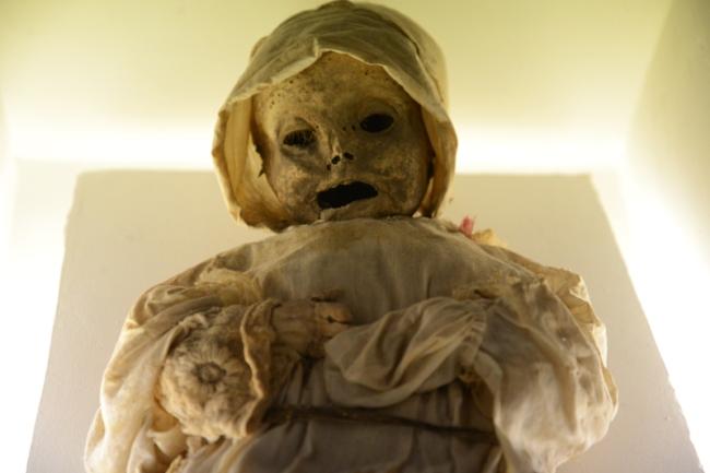 Baby-Mumie