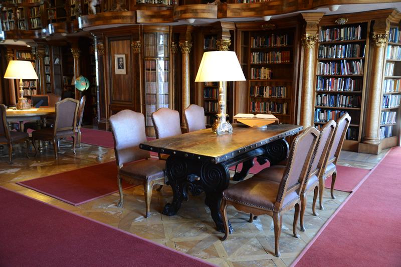 Bibliothek Leopoldskron