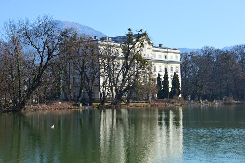 Schloss Leopoldskron – Geburtsstätte der SalzburgerFestspiele