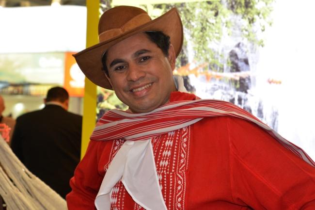 Das Gesicht Paraguays.