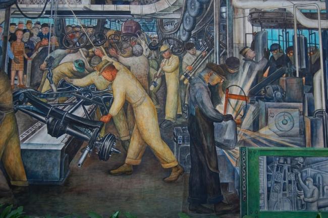 DIA Detroit Industry