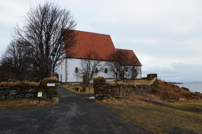 Kirche von Trondenes.