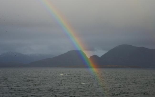 Regenbogen Nordnorwegen