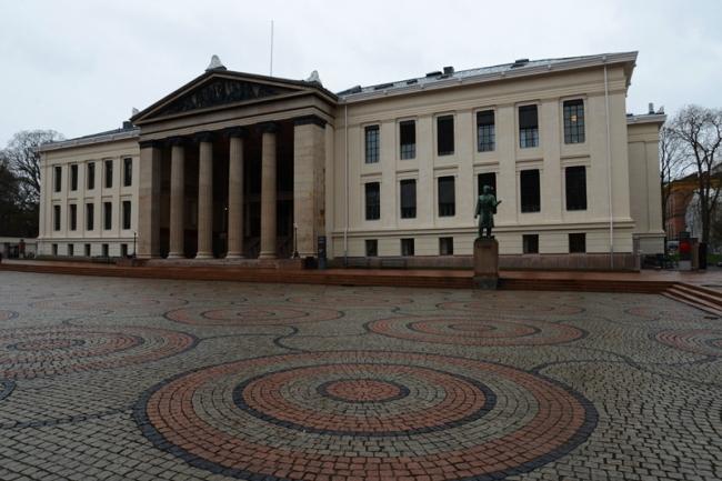 Universität Oslo.