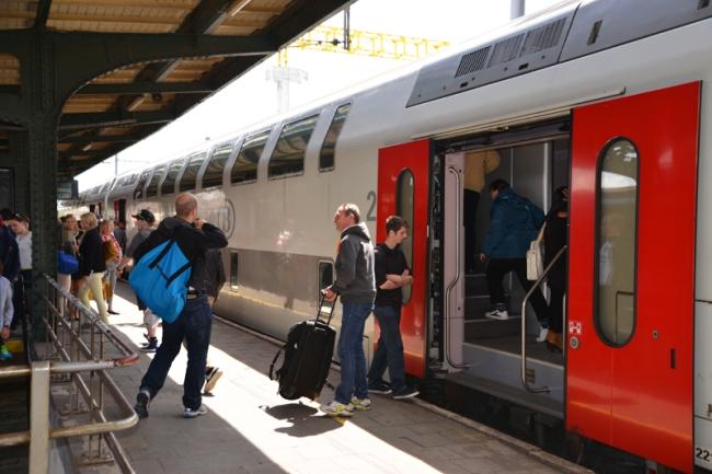 Bahnhof Gent