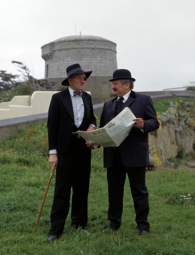 Bloomsday at Martello tower