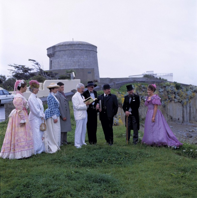 Bloomsday Martello Tower