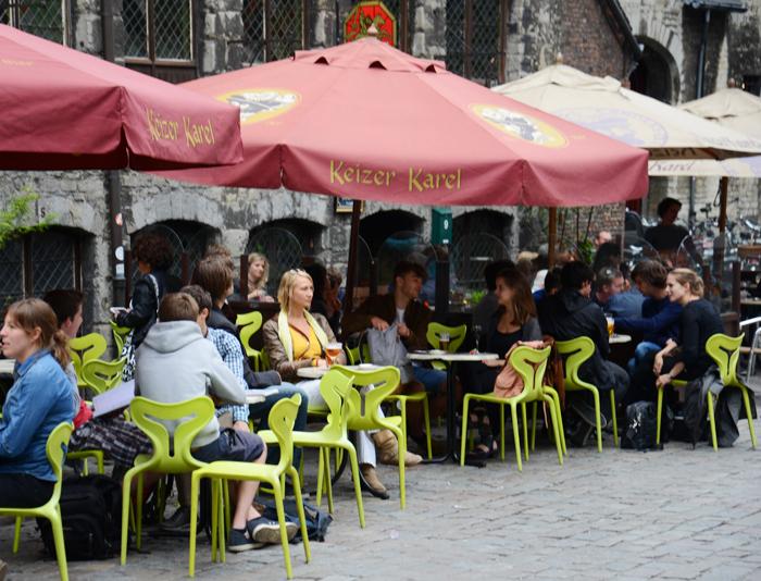 Gent – Vegetarierhauptstadt Europas