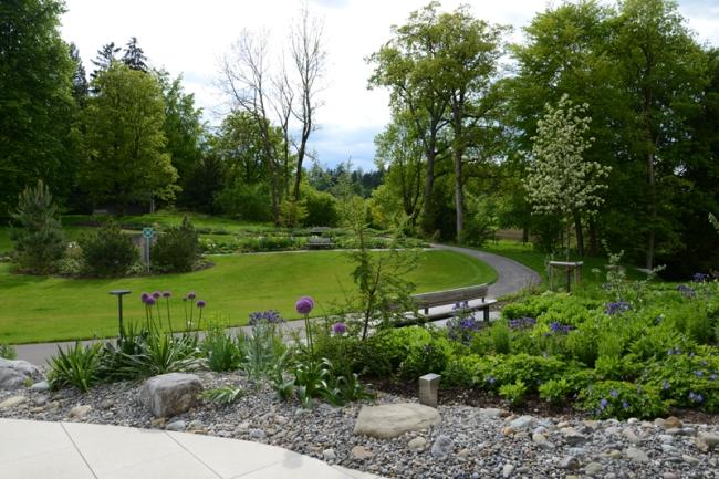 Park Oberwaid