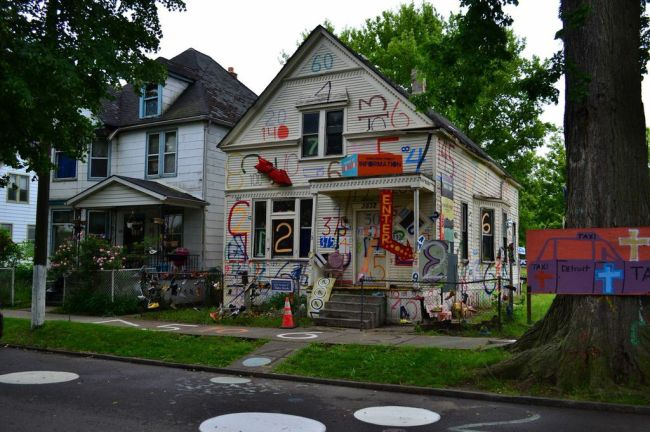 The Heidelberg Project.