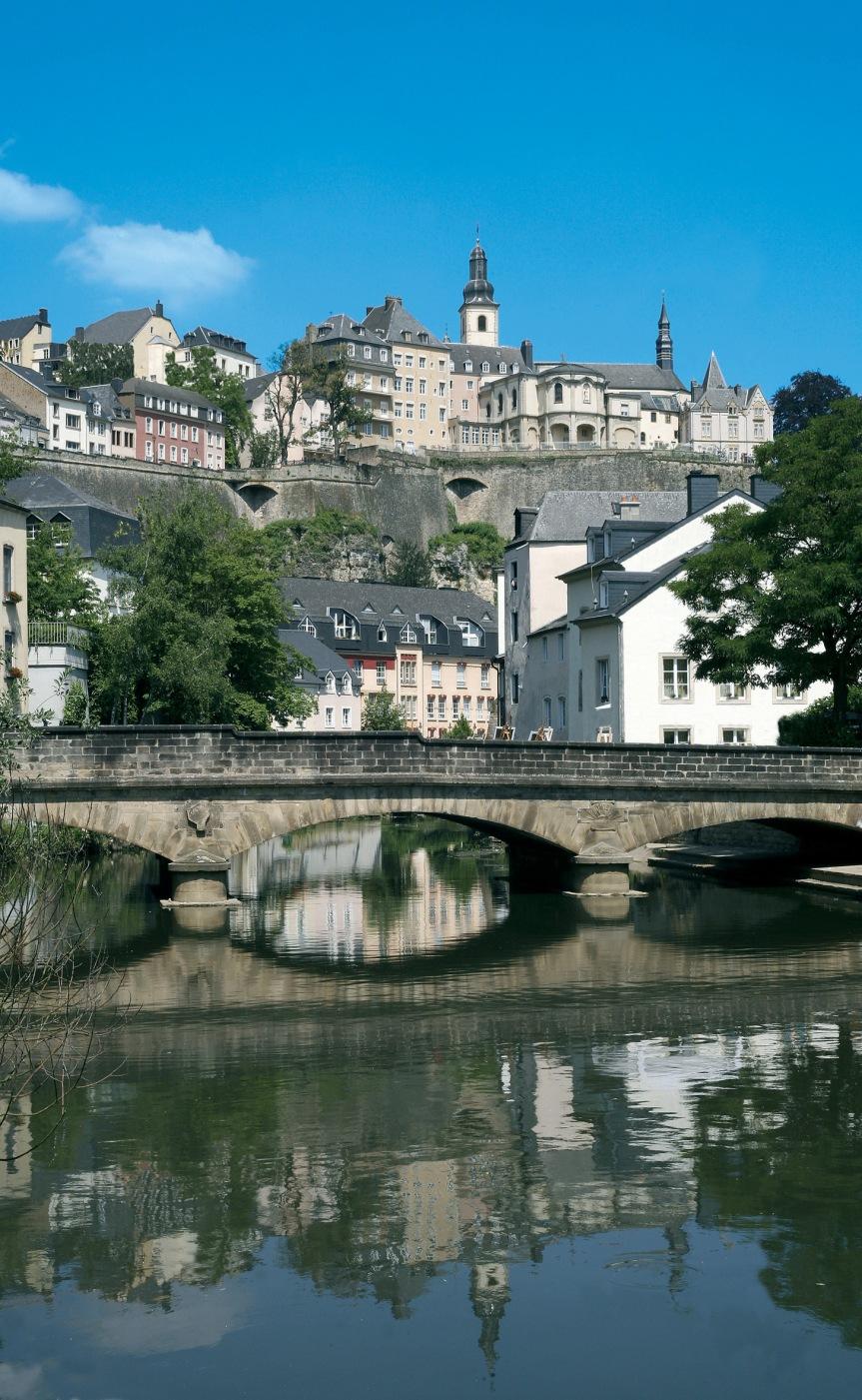 Bilderreise durch Luxemburg