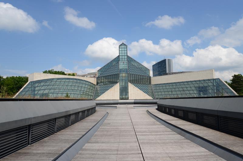 Museum für Moderne Kunst. Luxemburg