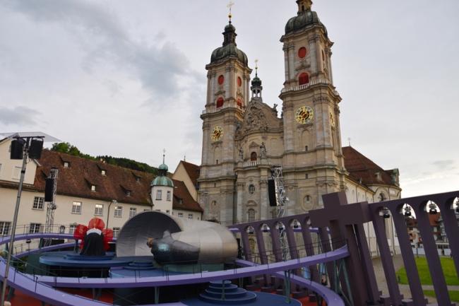 Festspielbühne St. Gallen