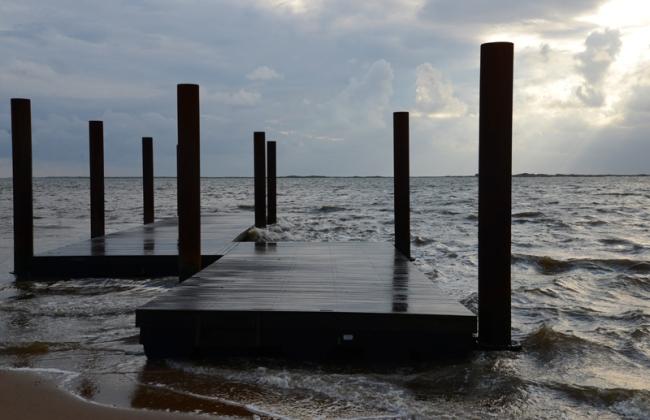 Strand in Esbjerg