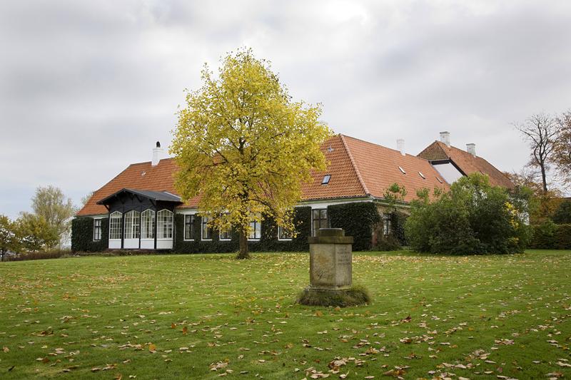 Das Anwesen Rungstedlund.