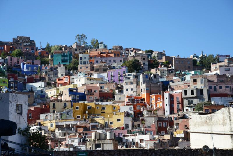 Labyrinth von Guanajuato