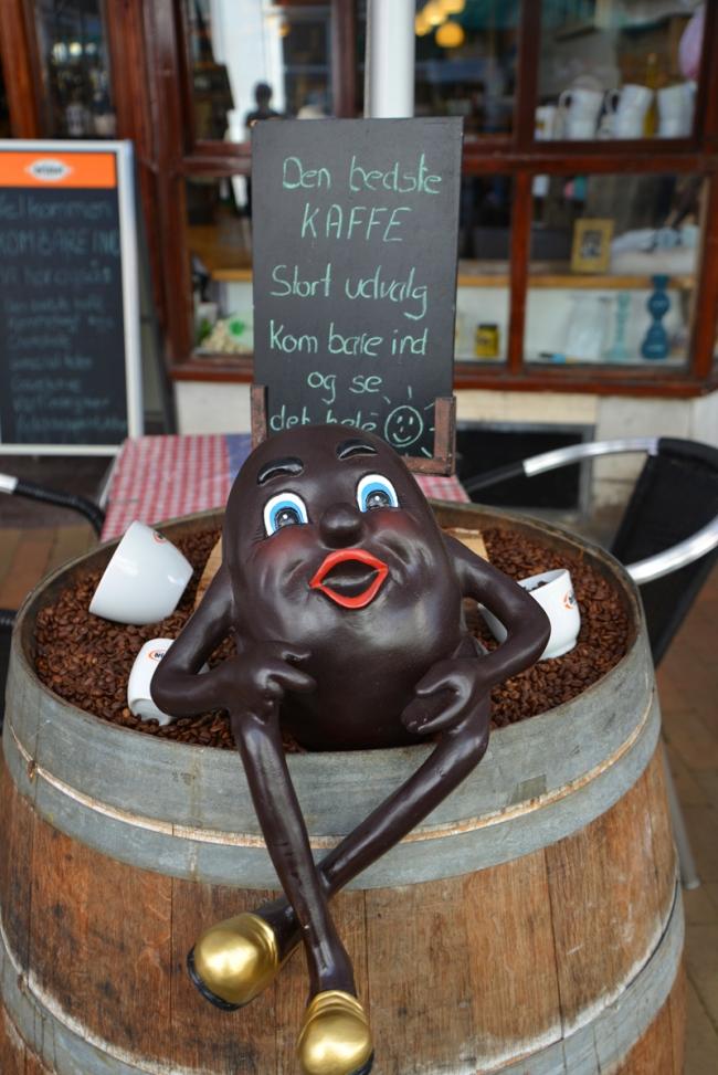Johanne's - das schönste Café in Tønder.