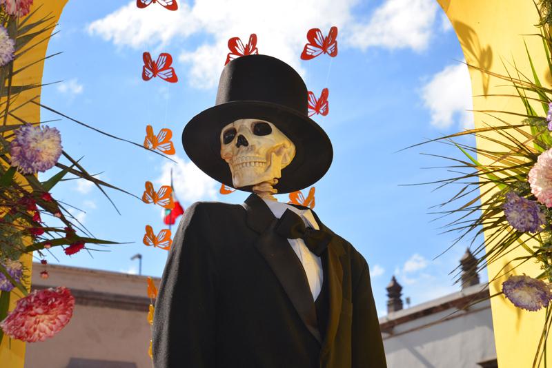 Día de Muertos – Feiern mit denToten
