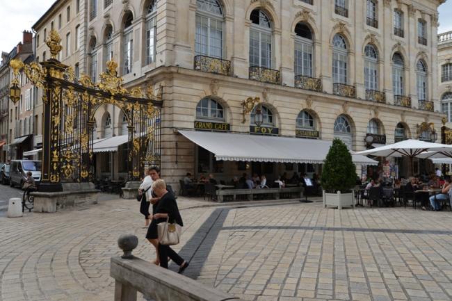 Grand Café Foy.