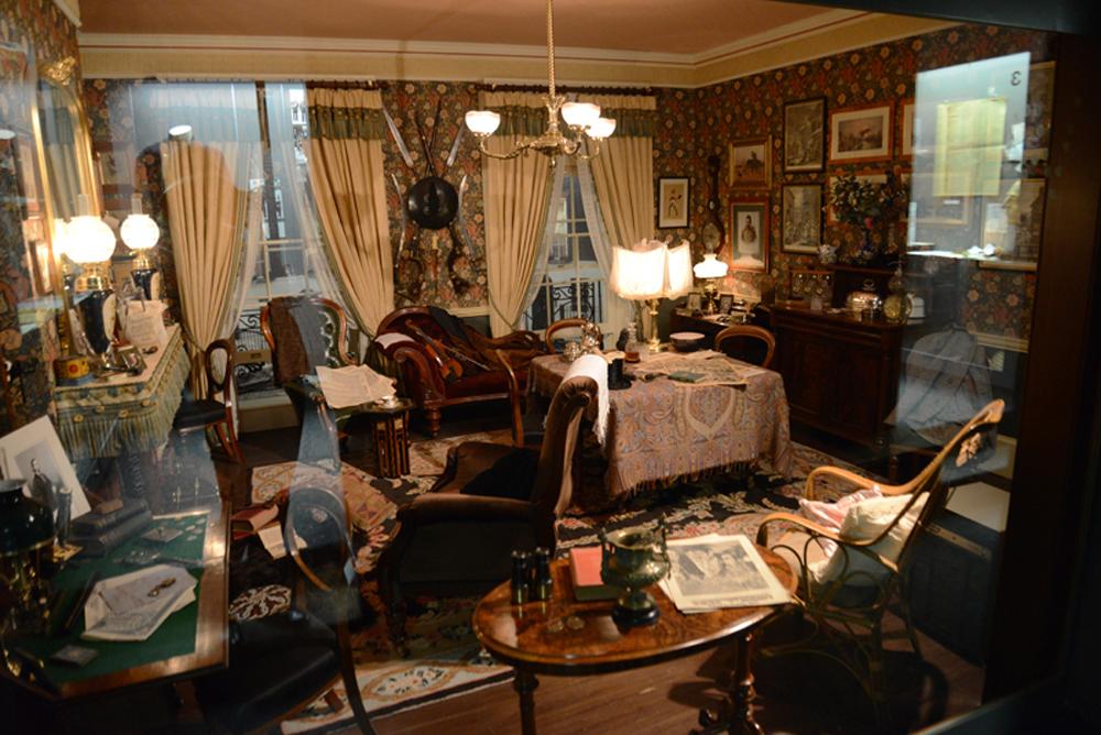 Sherlock Holmes Museum im Berner Oberland  Atterrata  Reiseblog