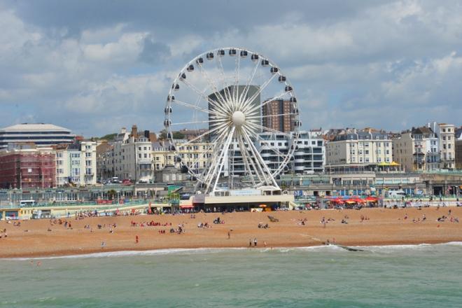 Brighton Wheel.