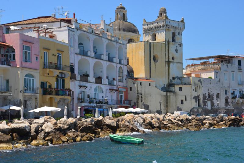Unterwegs auf Ischia