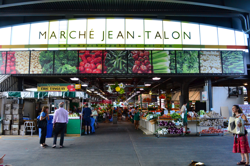 Der Mikrokosmos Montreals