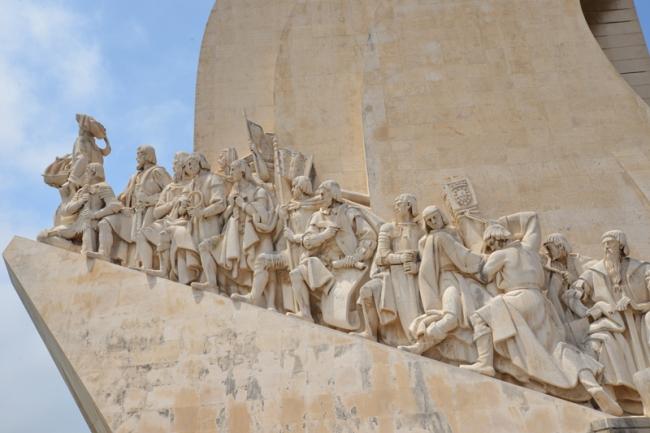 Denkmal der Entdeckungen.