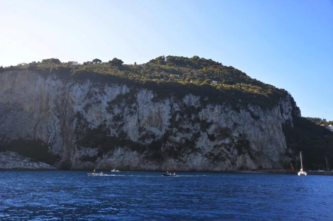 Capri Felsen