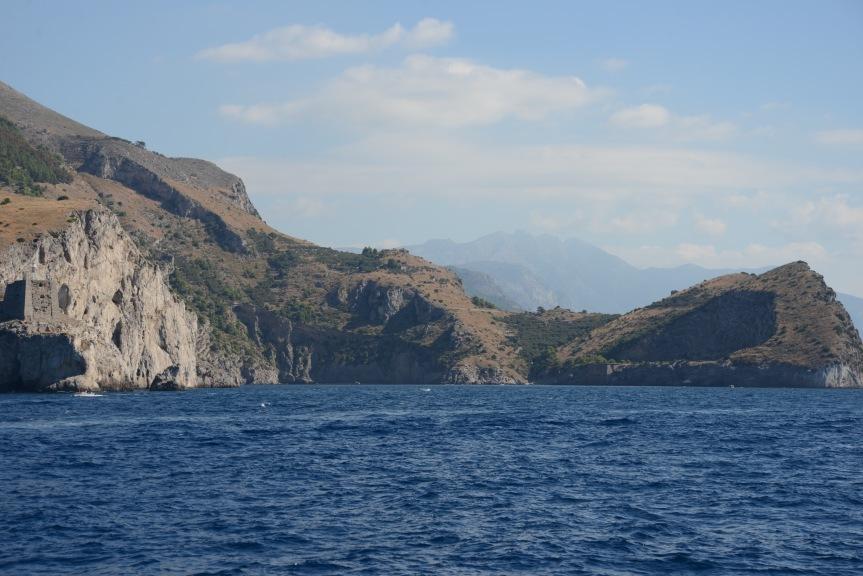 Das Naturschutzgebiet Punta Campanella.